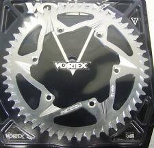 Vortex Motorcycle Rear Sprocket Silver 422-51 Kawasaki KX125 KX250 KX500 KDX200