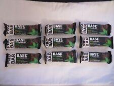 (9) ProBar Base 20 g Protein Bar Mint Chocolate 2.46 Oz Each Gluten-Free #O