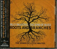 BILLY BRANCH & THE SONS OF BLUES-ROOTS AND BRANCHES:THE SONGS OF...-JAPAN CD F56