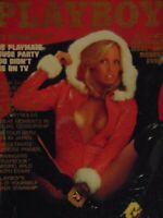 Playboy December 1977 | Ashley Cox Gala Christmas Issue Sex Stars #7333