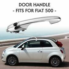 Fiat 500 Poignee de porte exterieure avant droite côté passager de 735485876