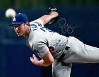 Scott Kazmir Signed Autographed 8X10 Photo LA Dodgers Road Pitching COA