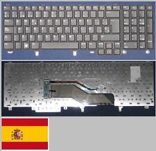 Clavier Qwerty Espagnol DELL Latitude E652 0D5PT7 / D5PT7, Noir, Point stick