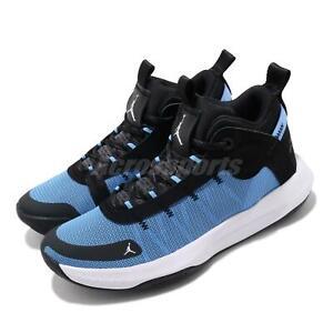 Nike Jordan Jumpman 2020 PF Blue Black Men Basketball Shoes Sneakers BQ3448-400