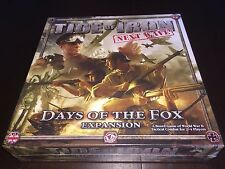 Tide of Iron: Next Wave Days of the Fox 1A Games Expansion