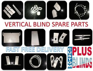 Vertical  Blind  Repair  Spare Parts  -  Weights Chain Cord Hangers Brackets