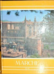 MARCHE REGIONI E CITTA' D' ITALIA LIBRO ASTA STORIA COLLEZIONISMO ANTICO NUOVO