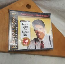 Anthony Robbins Vol 2 - How To Shape Your Destiny Now - 2CDs Album - 1996