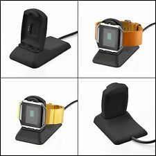 Fitbit Blaze Charger Charging Stand Replacement Cradle Dock Accessories 2-in-1