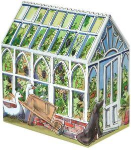 Emma Bridgewater Greenhouse Storage Tin 12x7x9