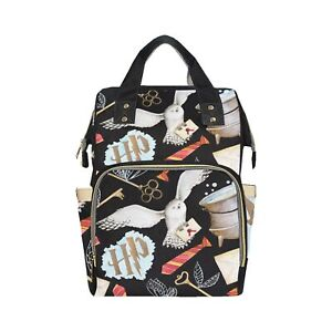 Harry Potter Inspired Baby Changing Diaper Backpack Rucksack Bag Alternative