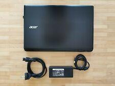 ACER Aspire E5-571P-58P4, Notebook mit 15,6 Zoll Display Touchscreen, Core i5 Pr