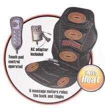 Asiento Trasero climatizada cojín de masaje Silla masaje relajarse estrés Etc Nueva Oficina Hogar