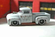 Hot Wheels '56 Ford Pickup Truck - Gray - Loose - 1:64