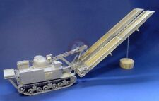 Resicast 1/35 M31 Tank Recovery Vehicle Treadway and Fittings Set (Takom) 351274