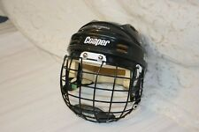Cooper Hockey Helmet + Cage - Fm300s - Hh1000Xs - Hockey Certified - Youth Size