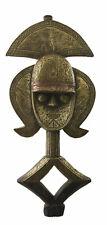 Statue Gardien Kota Reliquaire Bwiti Mahongwe du Gabon Art Africain  16715