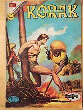 Korak el Hijo de Tarzan num.3 Novaro