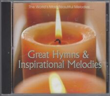 GREAT HYMNS & INSPIRATIONAL MELODIES - Readers Digest (CD, 2005, 18 Songs) - VG