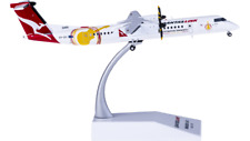 1:200 JC Wings QANTASLINK Bombardier Dash 8 Q400 Passenger Plane Diecast Model