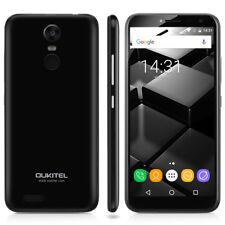 5.5'' 16GB Oukitel C8 18:9 Display Android 7.0 Smartphone Fingerabdruck 4-Core