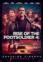 Rise of The Footsoldier 4 - Marbella (DVD, 2020) Brand New and Sealed