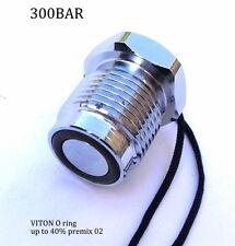 Immersioni subacquee si adatta SCUBAPRO DIN 300 Bar Serbatoio Cilindro Vuoto VITON il 40%