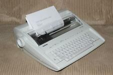 Boxed Brother AX-100 Electric Typewriter - 4 ref AB