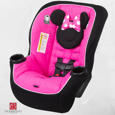 Baby Apt 50 Convertible Car Seat Girls Forward Rear Facing Car Seat Booster Pink