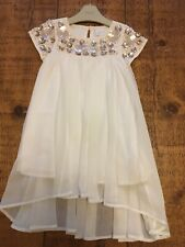 Girls Dress Next Ivory Flower Girl Wedding Party Bridesmaids Formal Size 3