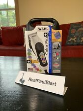 Wahl Color Pro Plus Haircutting Kit Heavy Duty Motor Self Sharpening Multi - Cut