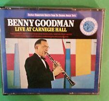 2 CD Set - Benny Goodman Live At Carnegie Hall