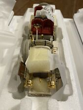 Franklin Mint 1907 Thomas Flyer 100th Anniversary Edition 1/24 Scale Mint NOS