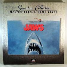 =JAWS (LaserDisc 1975 Universal) 42629, Roy Scheider, Robert Shaw