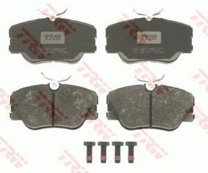 TRW Front Brake Pads for MERCEDES-BENZ 190 Sedan (W201) E 2.3-16