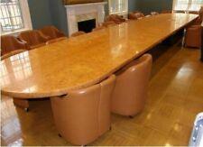 Italian Burl Wood Table