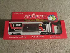 Majorette Super Movers F1 Racing Team Turbo Transporter With Indy Car 3060 MIB