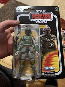 Star Wars Boba Fett The Vintage Collection 40th Anniversary ""