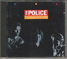The Police - Their Greatest Hits CD 1990
