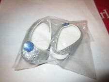 American Girl Merry & Bright Holiday Store Exclusive- SILVER SHOES ONLY- NIP