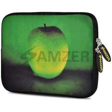 """AMZER 10.5"""" Neoprene Sleeve Case Cover Pouch For Tablet Netbook - Lonely Apple"""