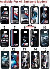 BMW M car Sport Case Samsung Galaxy S5 S6 S6 S7 S7 EDGE S8 S8 Plus + Note 4 3 5