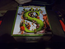 Shrek: The Whole Story (Blu-ray Disc, 2010, 4-Disc Set)