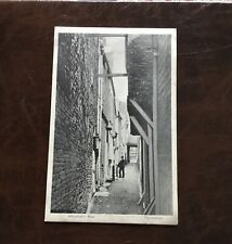 Norfolk - Kittywitches Row Yarmouth - Rotherham 1906 D/S Stewart & Woolf