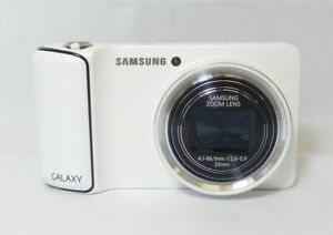 Samsung Galaxy EK-GC100 Camera Wi-Fi 4G Cellular Android v4.1 Jelly Bean White