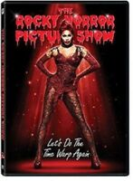 The Rocky Horror Picture Show Let's Do the Time Warp Again New R4 DVD Lets Do