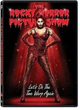 The Rocky Horror Picture Show Let's Do the Time Warp Again New DVD Lets Do