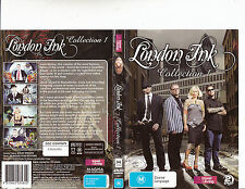 London Ink:Collection 1-2007/14-TV Series UK-6 Episodes-2 Disc-2 DVD