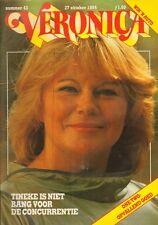 VERONICA 1984 nr. 43 - TINEKE / ROBIN WILLIAMS / ONE TWO / HANS CORNELISSEN