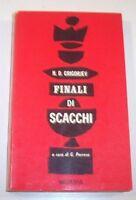 Scacchi - Grigorjev - Porreca - Finali di scacchi - 1^ ed 1965